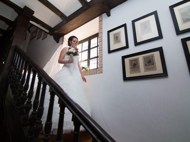 La boda de Pedro y Cristina en Villarrubia De Los Ojos, Ciudad Real 24