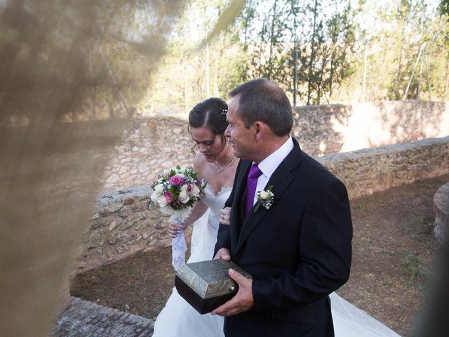 La boda de Pedro y Cristina en Villarrubia De Los Ojos, Ciudad Real 27