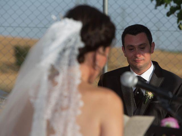 La boda de Pedro y Cristina en Villarrubia De Los Ojos, Ciudad Real 30
