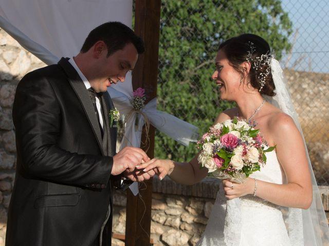 La boda de Pedro y Cristina en Villarrubia De Los Ojos, Ciudad Real 32