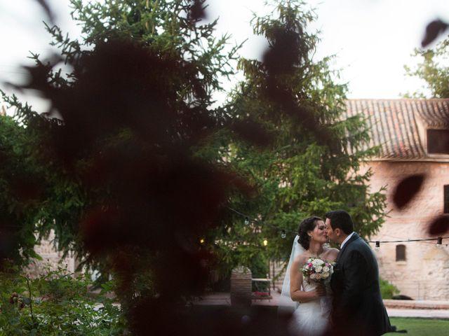 La boda de Pedro y Cristina en Villarrubia De Los Ojos, Ciudad Real 35