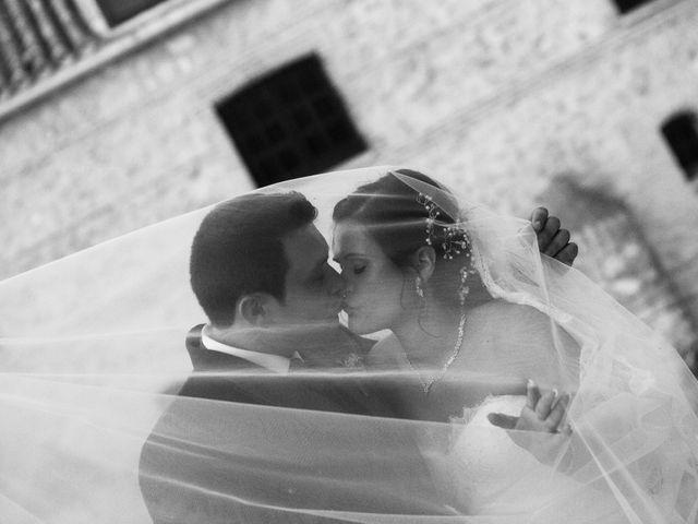 La boda de Pedro y Cristina en Villarrubia De Los Ojos, Ciudad Real 36