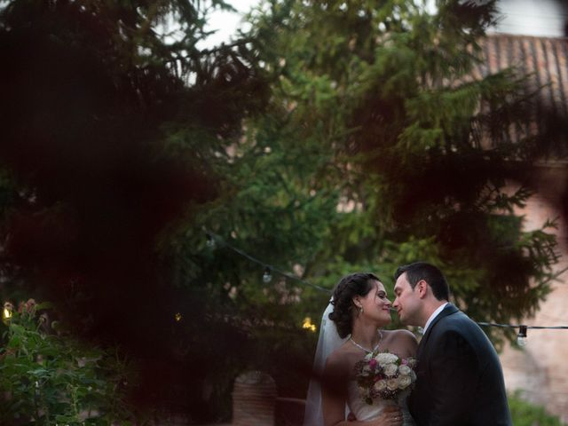 La boda de Pedro y Cristina en Villarrubia De Los Ojos, Ciudad Real 37