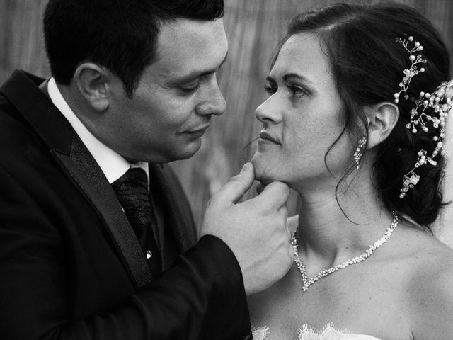 La boda de Pedro y Cristina en Villarrubia De Los Ojos, Ciudad Real 39