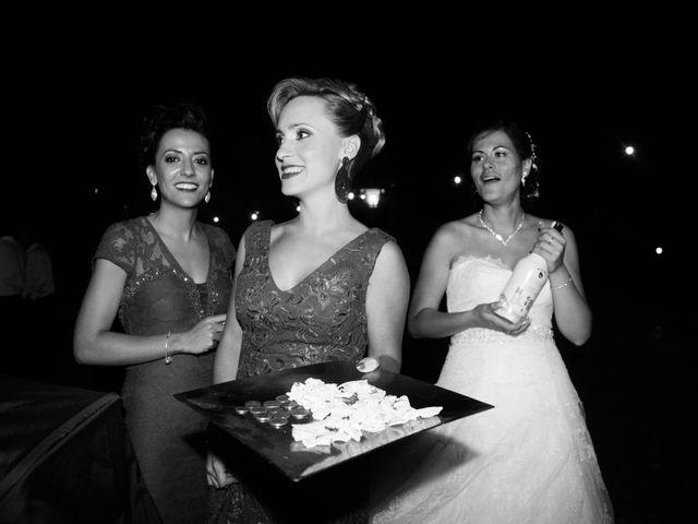 La boda de Pedro y Cristina en Villarrubia De Los Ojos, Ciudad Real 45