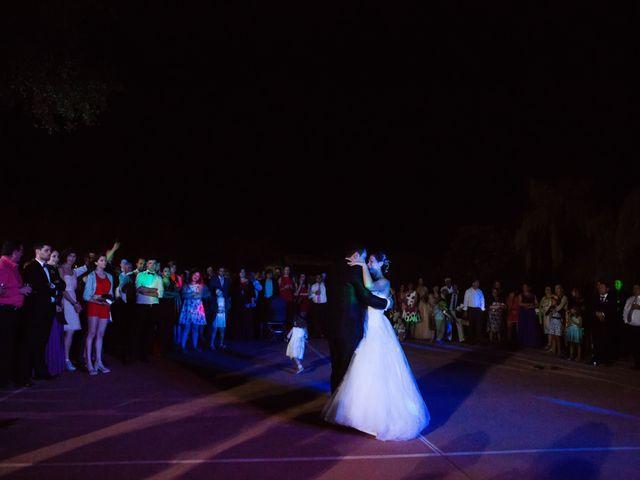 La boda de Pedro y Cristina en Villarrubia De Los Ojos, Ciudad Real 46
