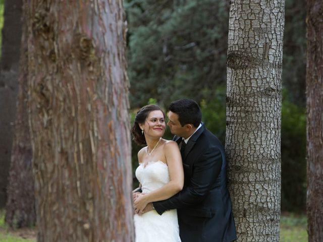 La boda de Pedro y Cristina en Villarrubia De Los Ojos, Ciudad Real 54