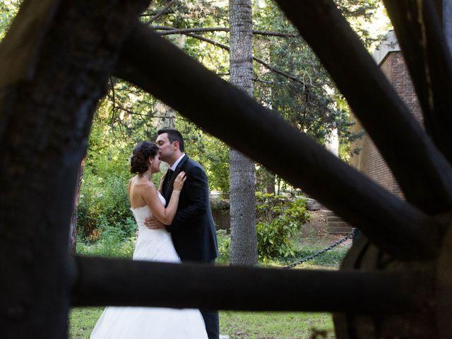 La boda de Pedro y Cristina en Villarrubia De Los Ojos, Ciudad Real 57