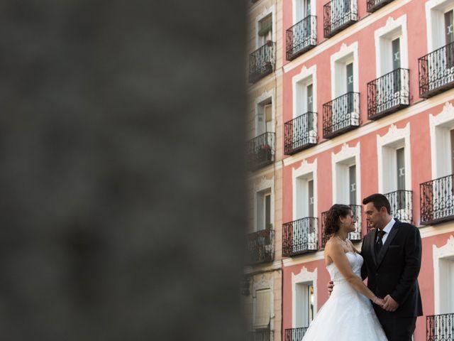 La boda de Pedro y Cristina en Villarrubia De Los Ojos, Ciudad Real 60