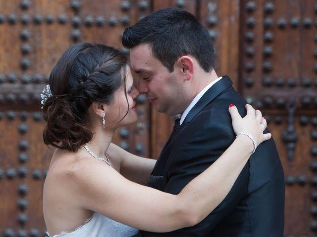 La boda de Pedro y Cristina en Villarrubia De Los Ojos, Ciudad Real 61