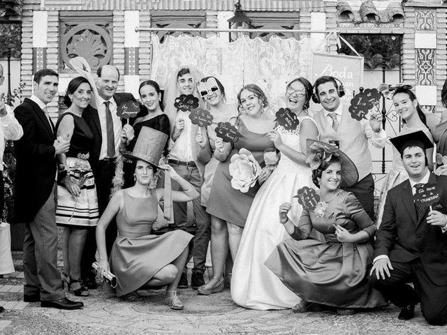 La boda de Juan y María del Carmen en Villafranca De Cordoba, Córdoba 1