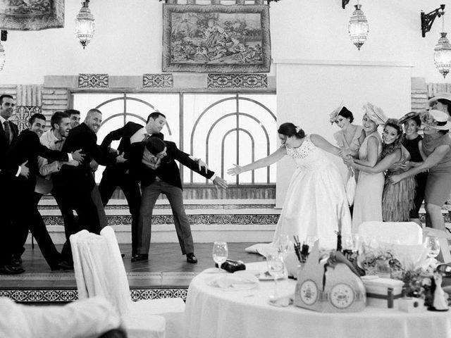 La boda de Juan y María del Carmen en Villafranca De Cordoba, Córdoba 2