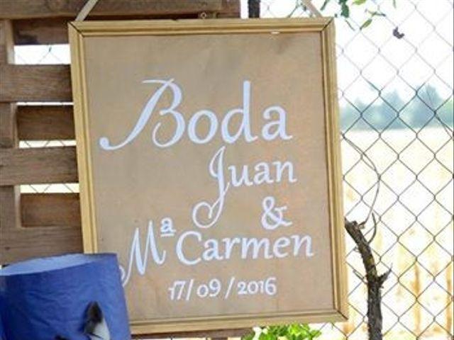La boda de Juan y María del Carmen en Villafranca De Cordoba, Córdoba 49
