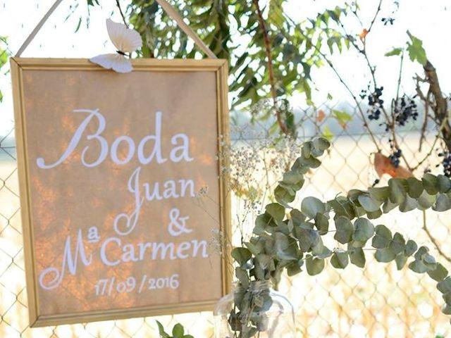 La boda de Juan y María del Carmen en Villafranca De Cordoba, Córdoba 53
