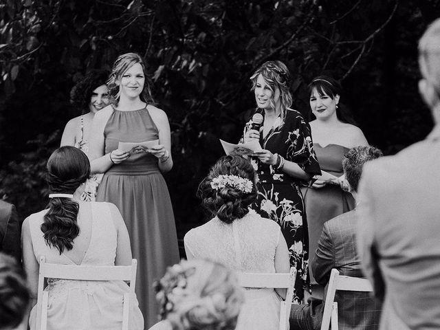 La boda de María y Elisa en Oiartzun, Guipúzcoa 9