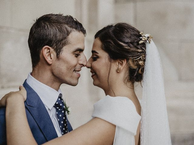 La boda de Isaac y Blanca en Murcia, Murcia 1