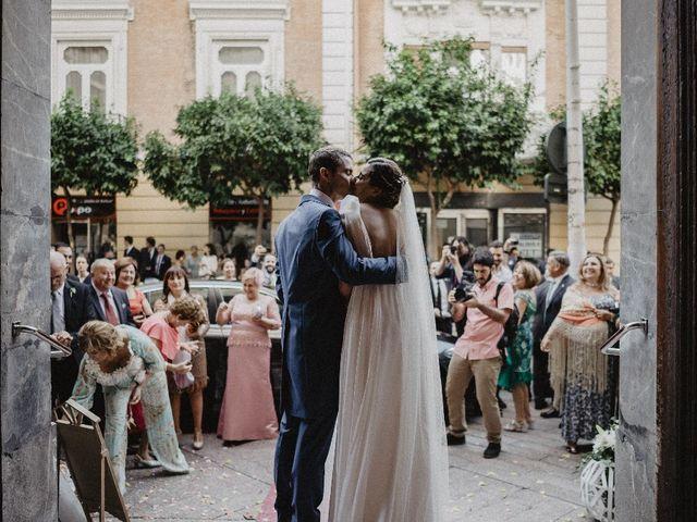 La boda de Isaac y Blanca en Murcia, Murcia 2