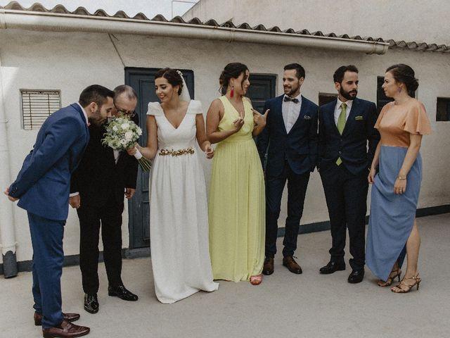 La boda de Isaac y Blanca en Murcia, Murcia 8
