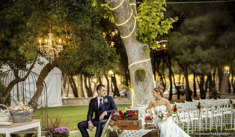 La boda de Jonathan y Beatríz en Sonseca, Toledo
