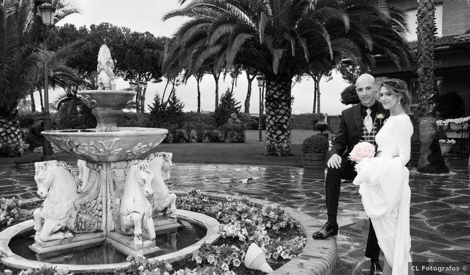La boda de Segio y Ana en Cubas De La Sagra, Madrid