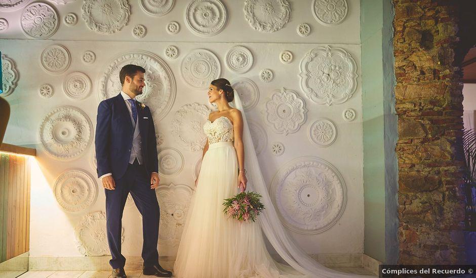 La boda de Carlos y Lorena en San Roque, Cádiz