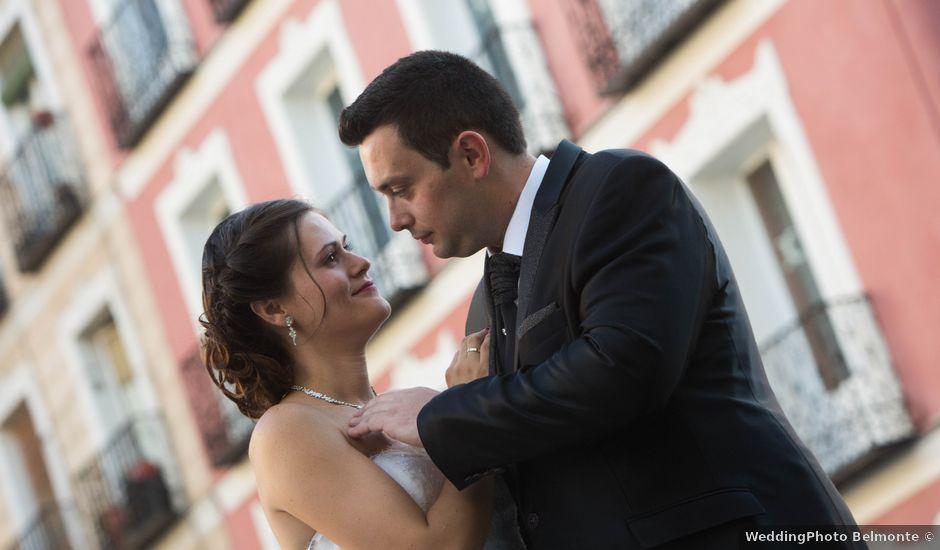 La boda de Pedro y Cristina en Villarrubia De Los Ojos, Ciudad Real
