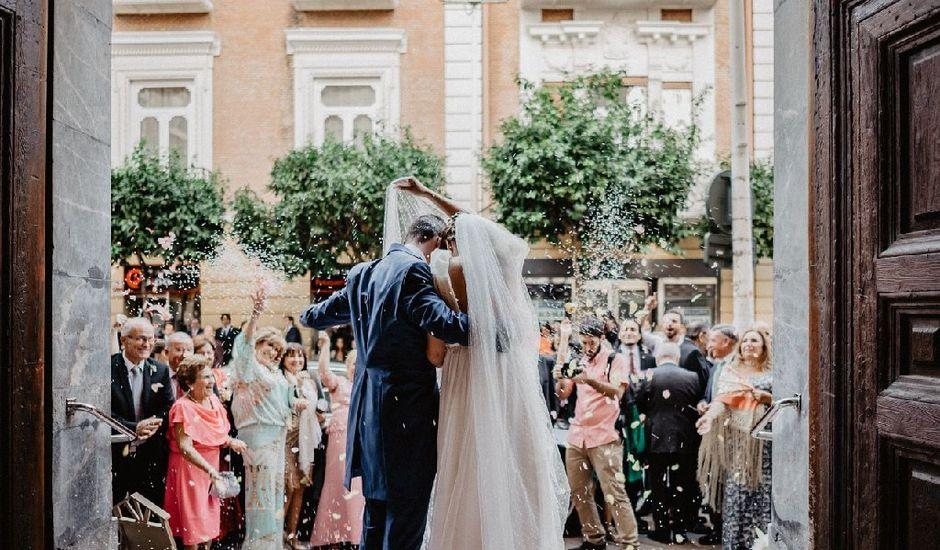 La boda de Isaac y Blanca en Murcia, Murcia