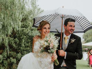 La boda de Patricia y Tinguaro