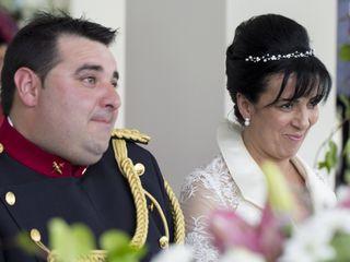 La boda de Raul y Maria isabel