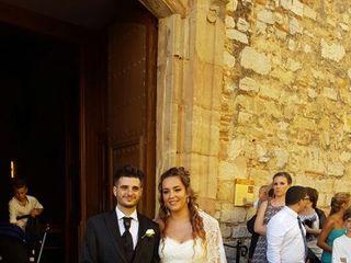La boda de Daniel y Isabel 1