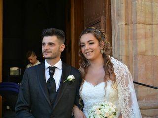 La boda de Daniel y Isabel