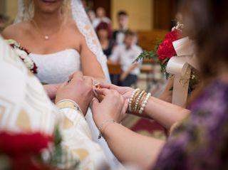 La boda de Andreea y Vasi 3