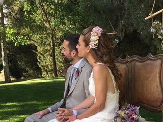 La boda de Clara y Albert