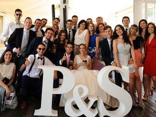 La boda de Pablo y Sara 2