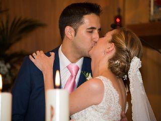La boda de Pablo y Sara