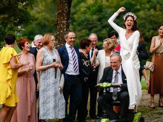 La boda de Leire y Asier 2