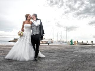 La boda de Ariana y Antonio