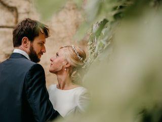 La boda de Mili y Davide