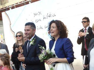 La boda de Silvia y Claudio  2
