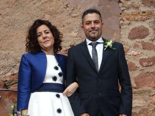 La boda de Silvia y Claudio
