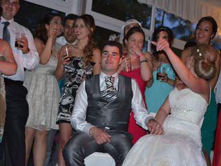 La boda de Pablo y Lucía