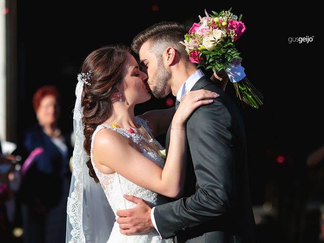 La boda de Guillermo y Rocío en La Bañeza, León 5