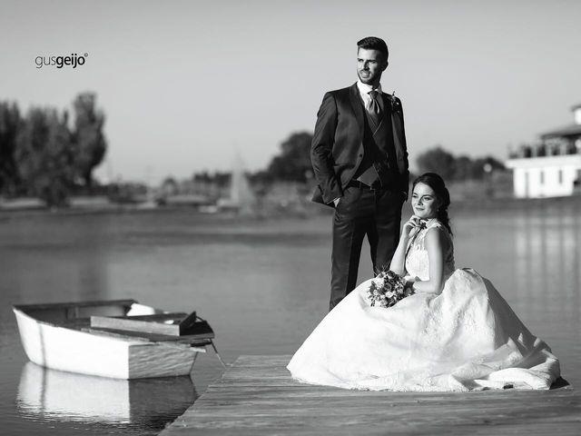 La boda de Guillermo y Rocío en La Bañeza, León 6