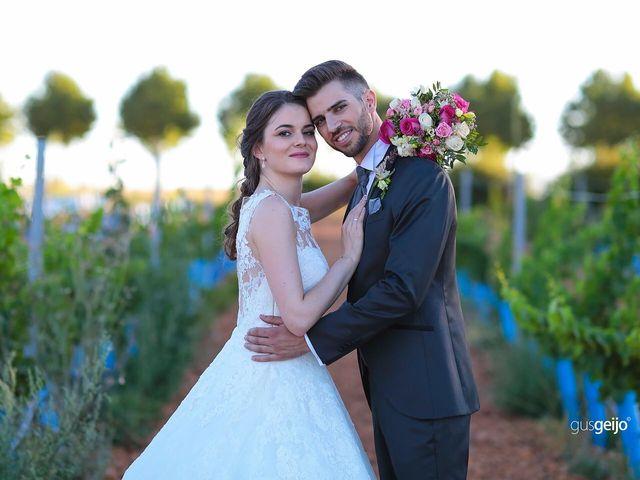 La boda de Guillermo y Rocío en La Bañeza, León 7