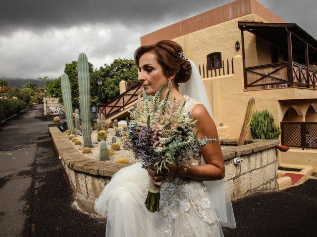 La boda de Tinguaro y Patricia en Guimar, Santa Cruz de Tenerife 7