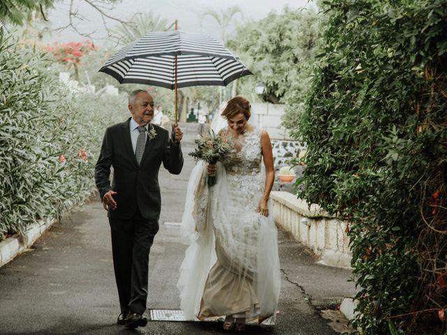 La boda de Tinguaro y Patricia en Guimar, Santa Cruz de Tenerife 10