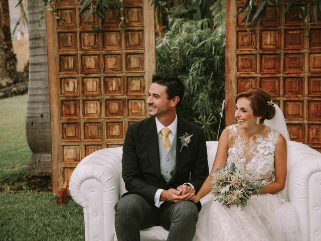 La boda de Tinguaro y Patricia en Guimar, Santa Cruz de Tenerife 13