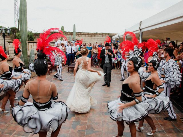 La boda de Tinguaro y Patricia en Guimar, Santa Cruz de Tenerife 18