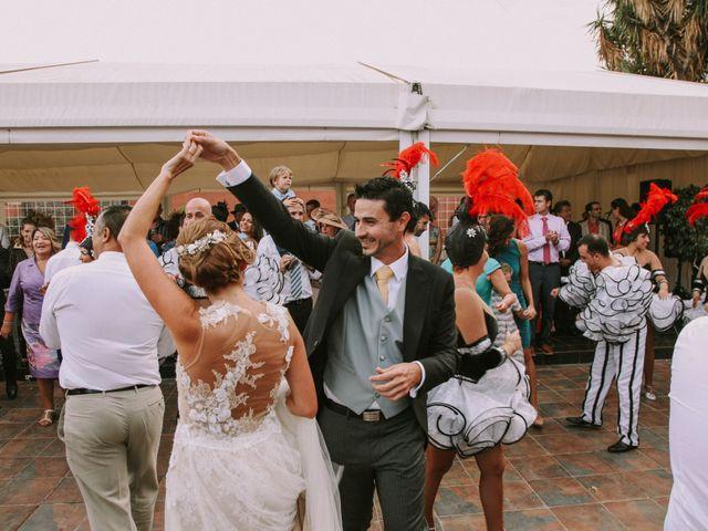 La boda de Tinguaro y Patricia en Guimar, Santa Cruz de Tenerife 20