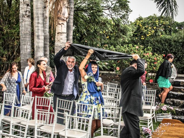 La boda de Tinguaro y Patricia en Guimar, Santa Cruz de Tenerife 25